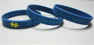 Autism Awareness Be The Difference Wristband