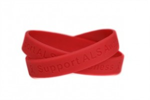ALS Awareness Wristband