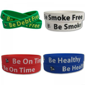 Be Band Motivational Wristbands