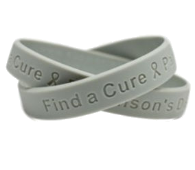 Parkinson's Disease Awareness Wristband