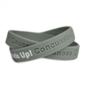 Concussion Awareness Wristband