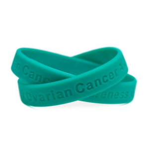 Ovarian Cancer Awareness Wristband