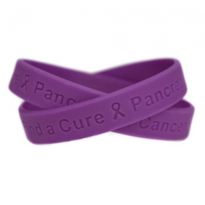 pancreatic cancer wristband
