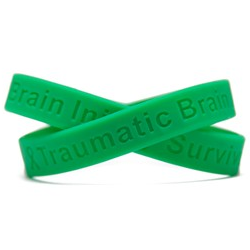 TBI Survivor Wristband