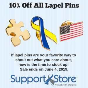 Lapel Pin Sale