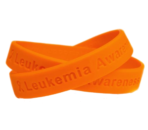 Leukemia Awareness Wristband
