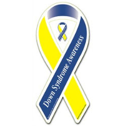 down syndrome awareness wristband