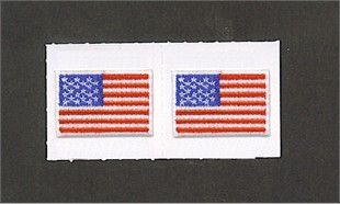 Wear It Tuesday Special – American Flag Embroidered Stick Ons