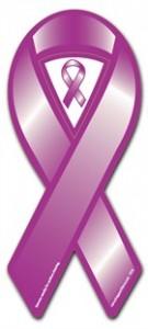 Awareness Ribbon Car Magnets