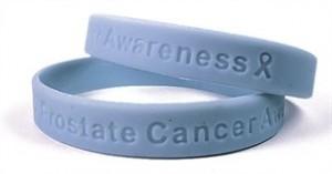 Prostate Cancer Awareness Wristband