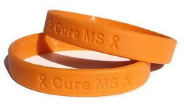 Color March Orange for MS Awareness Month
