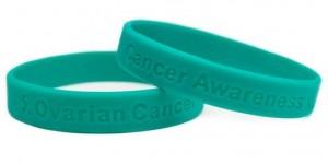 Ovarian Cancer Awareness Wristband