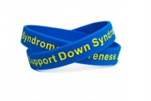 Down Syndrome Awareness Wristband