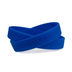 Colonoscopies Save LivesWristband