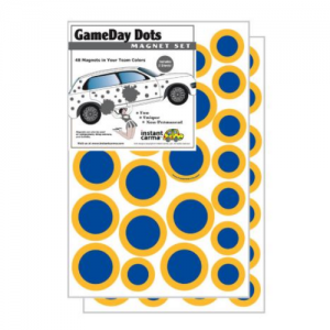 Game Day Dot Magnet Sets - 17 Color Combinations