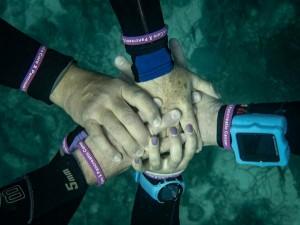 Pancreatic Cancer Awareness Wristband