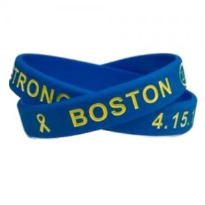 Boston Strong Memorial Wristband