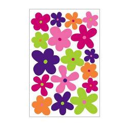 Multi-colored Daisy Car Magnets
