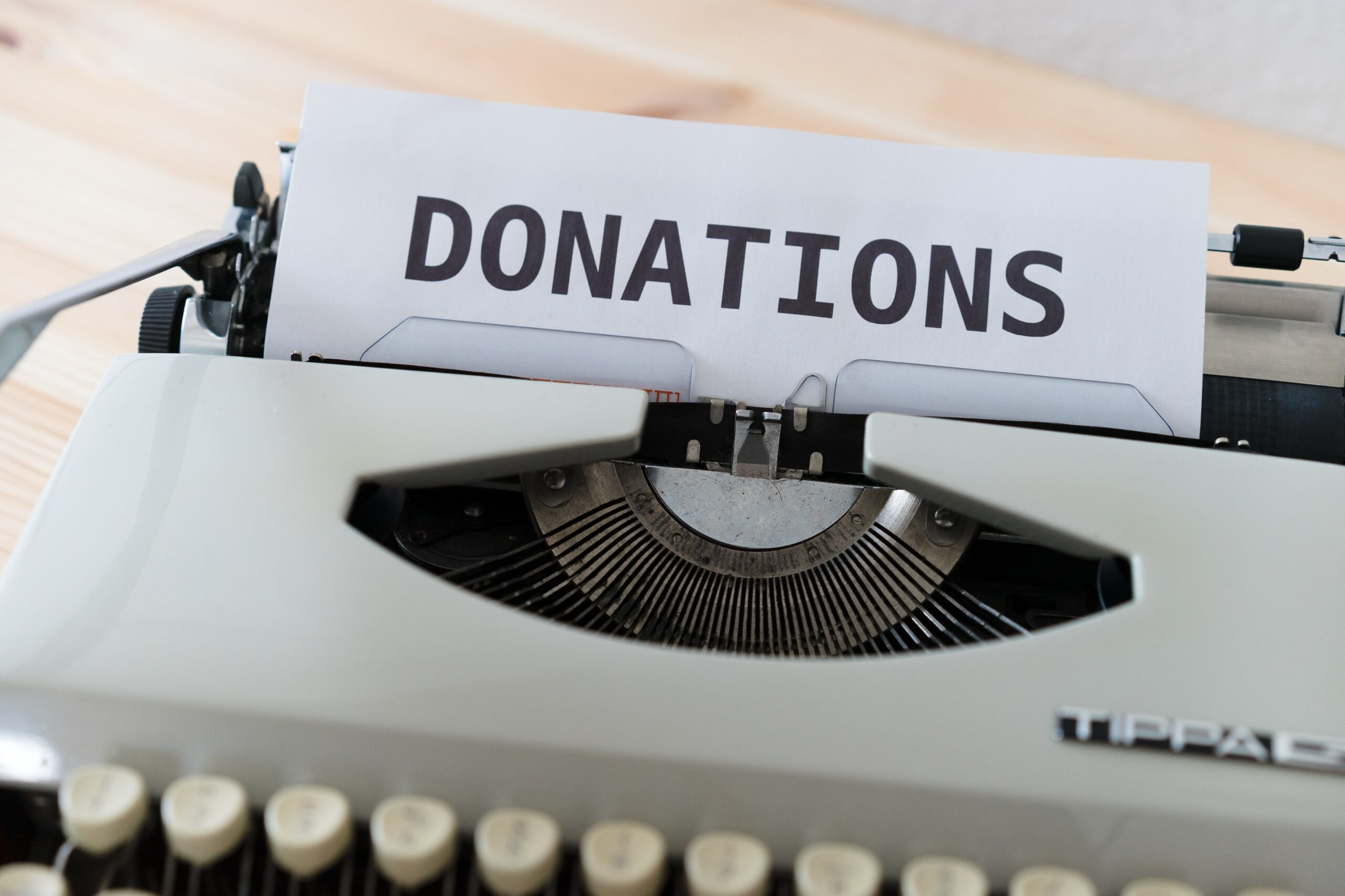 The most important thing to remember when fundraising